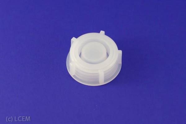 Schraubkappe GL40 für Gewindeflasche