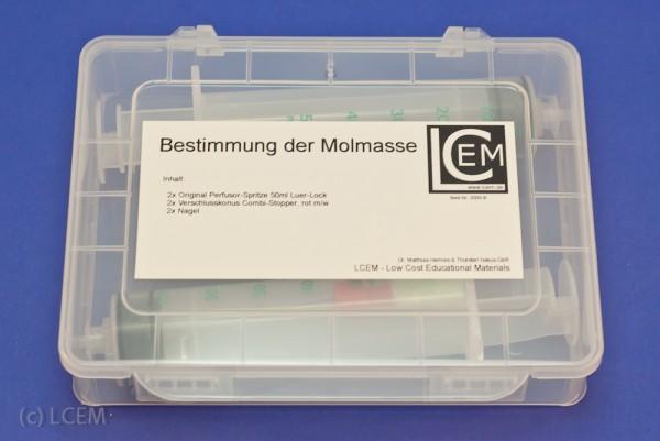 BOX - 2x Bestimmung der Molmasse