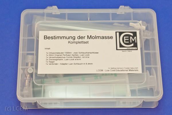 BOX - Bestimmung der Molmasse - Komplettset